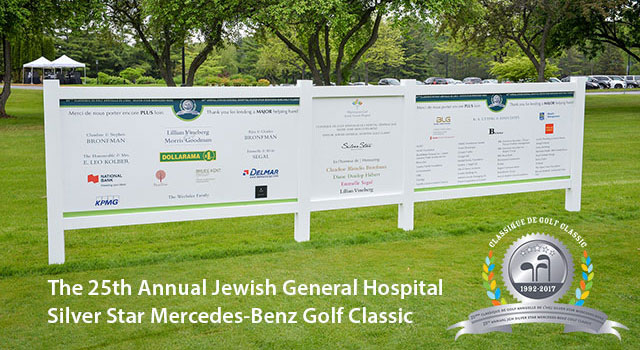 Jewish General Hospital (JGH) – Fundraising