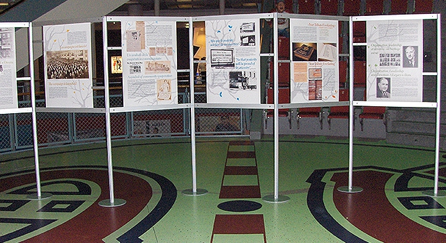 75th Anniversary Exhibit