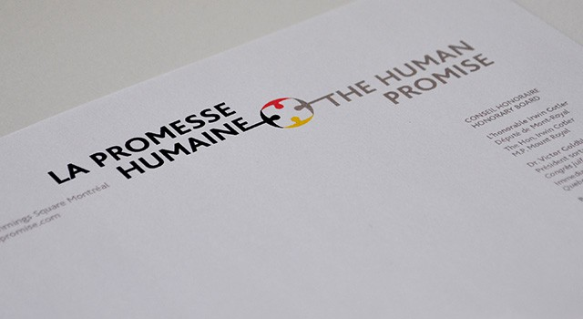 The Human Promise